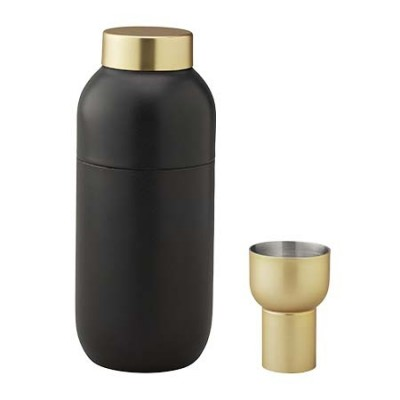 Collar cocktailshaker 500 ml. inkl. målebæger