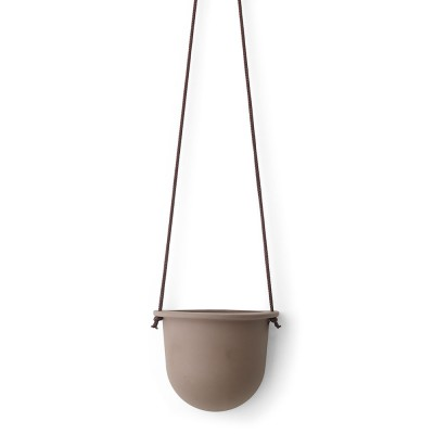 Hanging Vessel, taupe