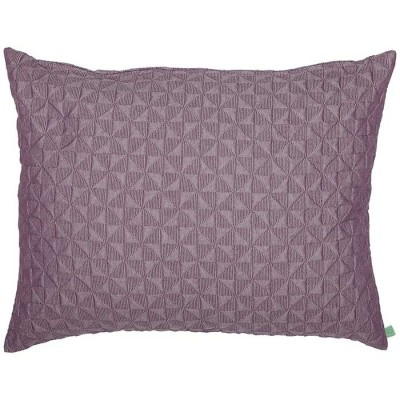 Butterfly Pude m. polyester fyld. 50x65 cm, wine