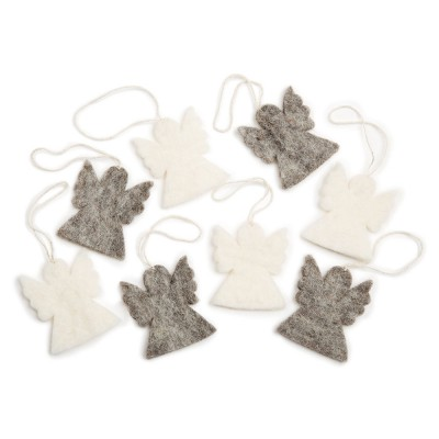 Angels, Set of 8 pcs