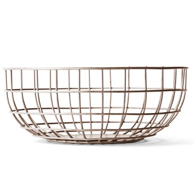 Norm Wire Bowl, pudder