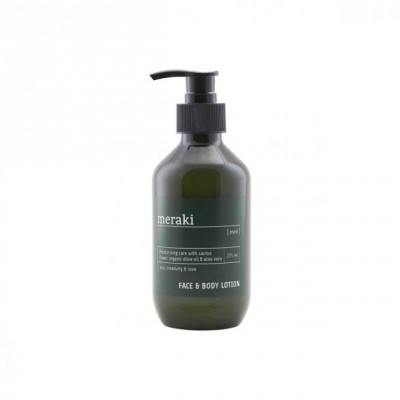 Face and Body lotion, Men, 275 ml
