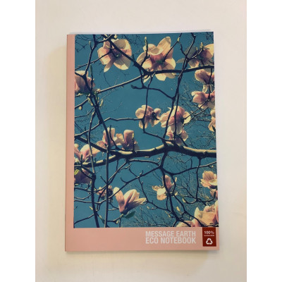 Notebook, Pink Blossom