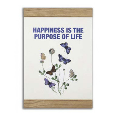 Hapiness is the purpose of life, 2-in-one
