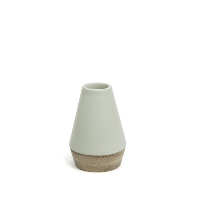 SERENITY vase, soft green, small