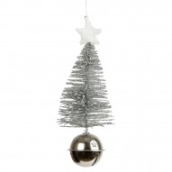 Silver bell, tree