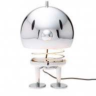 X-Large Lamp - Chrome