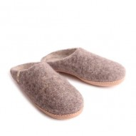 EGOS Slip On Simple, Natural Grey