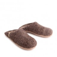 EGOS Slip On Simple, Natural Brown