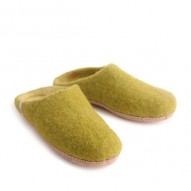 EGOS Slip On Simple, Lime Green