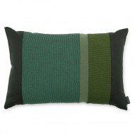 Line pude, 40 x 60 cm, green