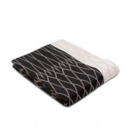 Relax Blanket - Dark Grey / Rose