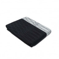 Relax Blanket - Black / Blue
