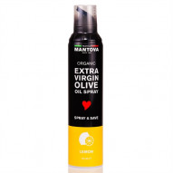 Spray & Save olivenolie - lemon
