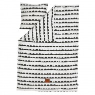Half Moon Bedding, Black