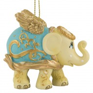 Juleelefant til ophæng, Golden Angel