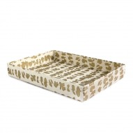 Tray, Large, Gold