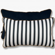ATELIER Pude, stripe/dark blue
