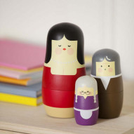 Expressions - Nesting Dolls - MOTHERS