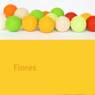 Happy Lights, Flores, 20 bolde