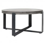 Concrete Coffee Table Round Ø100 cm