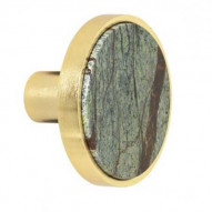 Marble Hook - L - FOREST/GOLD*