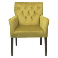 Chair Sander Dining Chair Velvet - MUSTARD