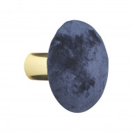 Hook Helene Velvet - L - ROYAL BLUE