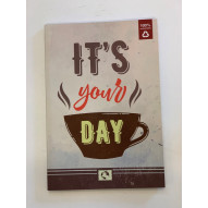 Notebook, Its your day