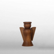 Jul Angel, small, teak