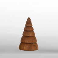 Jul Tree, large, teak