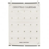Kalender, 25 days to Christmas