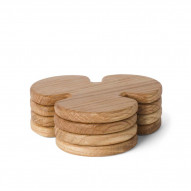 Lucky Coasters -  4 stk.