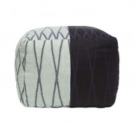 MEDITATION CUSHION - Black / Blue