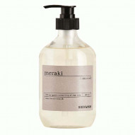 Body wash, Silky mist, 500 ml.