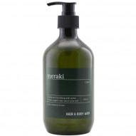 Hair And Body Wash, Men, 490 ml
