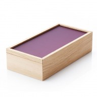 ObjectBox M, dark plum