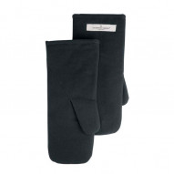 OVEN MITTS large - Dark Grey