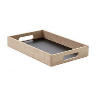 Serving Tray, Oak 45cm
