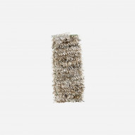 Joy tinsel garland, Champagne L 250 cm