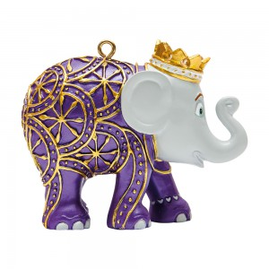 Christmas elephant for hanging, The Wise Man