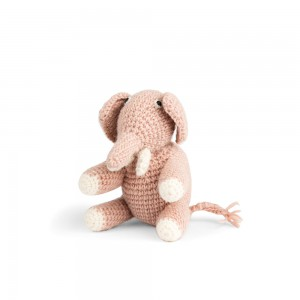 Mini Elephant, Light Pink