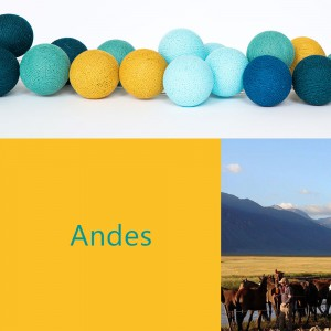 Happy Lights, Andes, 35 bolde