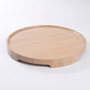 TRAYit, White stained oak