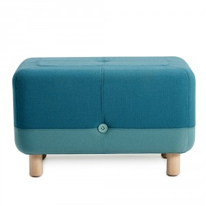 Sumo Pouf, Turquoise