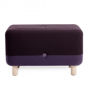 Sumo Pouf, Purple