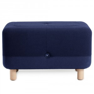Sumo Pouf, Dark Blue