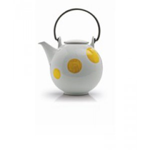 Happydot Tepotte 1,5l, yellow