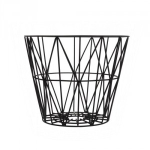 Wire Basket, small, sort